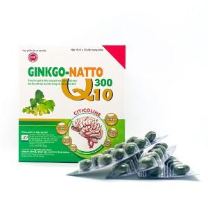 Ginkgo Natto Q10 NEW