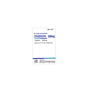 Orabakan 200 mg