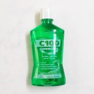 Nước súc miệng C100 Supercool